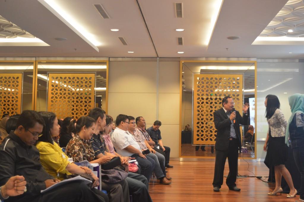 Pelatihan Marketing salah satu bagian manajemen