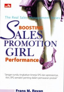 SALES PROMOTION GIRL