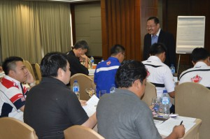 TRAINING PT. FEDERAL OIL